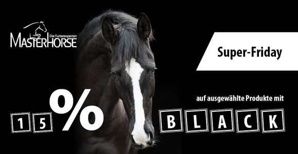 Super- Friday: Unsere B*L*A*C*K- Angebote