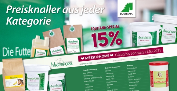 Unsere EQUITANA-Specials – Messe@home